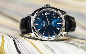 Omega Seamaster Aqua Terra Annual Calendar replica watches