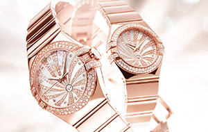 Omega Constellation replica watches